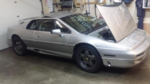 1995 Lotus Esprit S4 Europerformancetuning